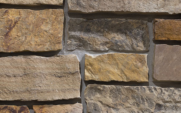 Split-face Fieldstone