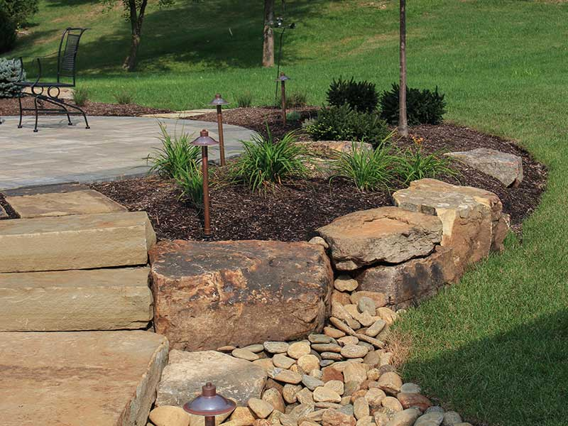 How Much Is A Ton Of Gravel >> Landscaping Products | Semco Stone
