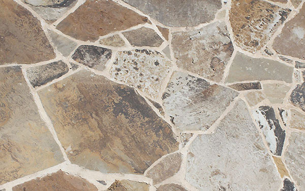 Black Hills Rustic Natural Slab Steps