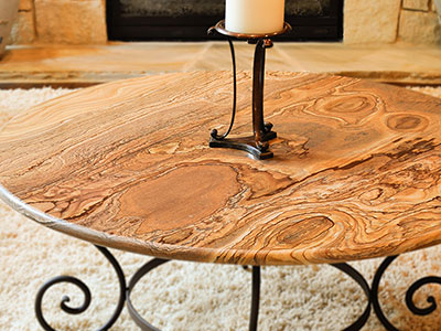 Brentwood Custom Cut Table