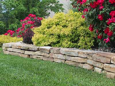 Landscaping Stone - Semco's Landscaping Products